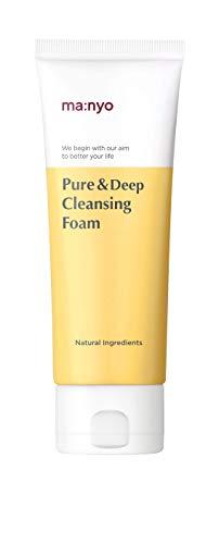 MANYO FACTORY Pure & Deep Cleansing Foam 6.7fl oz