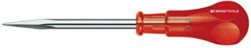 PB SWISS TOOLS PB 650 alleen – schroevendraaier (17 cm, rood)