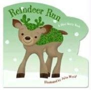 Reindeer Run (Mini Merry Books)