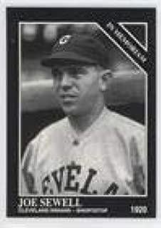 Joe Sewell (Baseball Card) 1993 The Sporting News Conlon Collection - [Base] #786