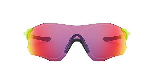 Preisvergleich Produktbild Oakley Herren Evzero Path 930818 38 Sonnenbrille,  Grün (Retina Burn / Prizmroad)