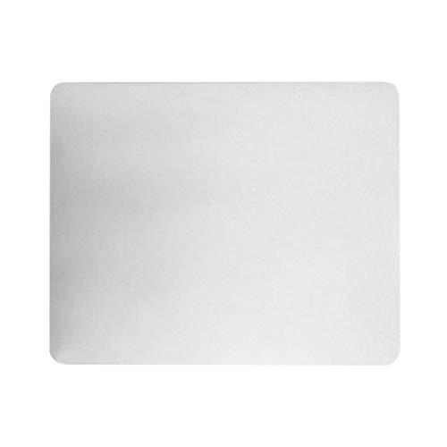 MOHAN88 Pizarra Blanca Impermeable de 21 * 15 cm Tablero de Escritura Refrigerador magnético Tablero de Mensajes borrable Bloc de Notas Tablero de Dibujo Oficina en casa - Blanco