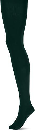 KUNERT Damen Strumpfhose Mystique 100 100 DEN, Grün (Bottle Green 5740),  40/42