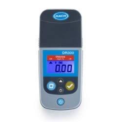 DR300 Pocket Colorimeter, Chlorine, Free & Total, MR