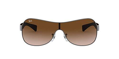 Ray Ban Sonnenbrille Metallic RB 3471 braun
