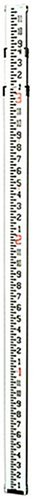 CST/berger 06-808C Aluminum 8-Foot Telescoping Rod in Feet, Inches, and Eighths