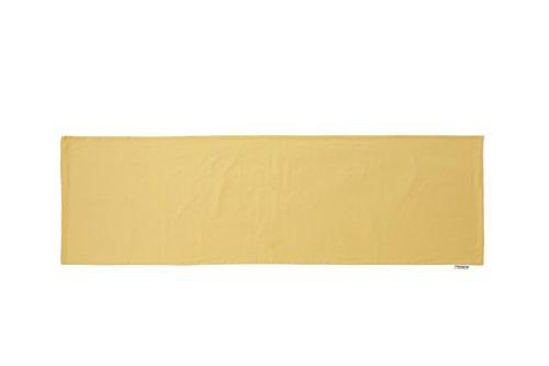 COMODO 抱き枕無地カバー 上質オックスフォード生地仕様 150cm × 50cm タイプ, エッグ