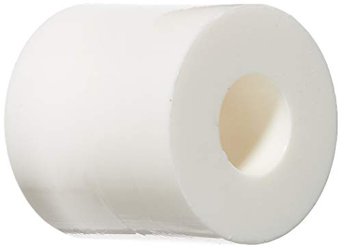 GAH-Alberts 338695 Distanzhülse, Kunststoff, weiß, 20 x 20 mm / 10 Stück