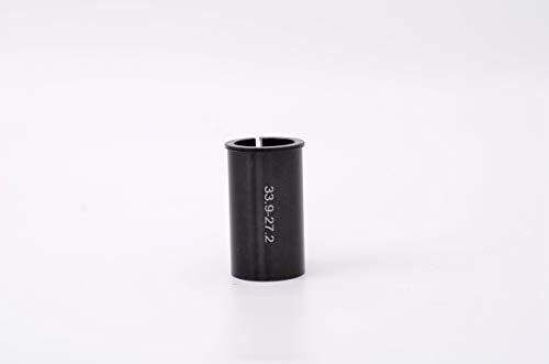 Am - Adaptador para tija de sillín (27,2 mm a 28,6 / 30,4 / 30,8 / 31,6 / 33,9 mm), 27.2--33.9mm
