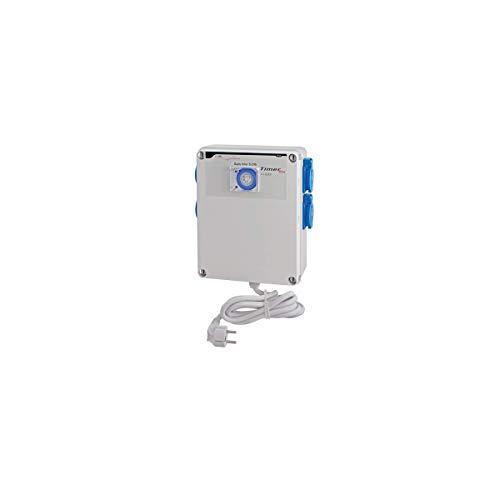 Programmateur d'éclairage 4 x 600W - Timer Box GSE