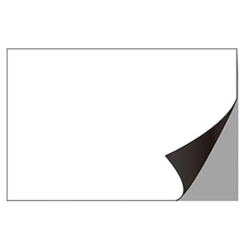 Pizarra Blanca Magnética De Borrado, Pizarra Blanca Autoadhesiva para Pared, Resistente A Las Manchas Y Autoadhesiva para Cortar, para La Escuela, La Oficina, El Hogar, El Dibujo O La Escritura
