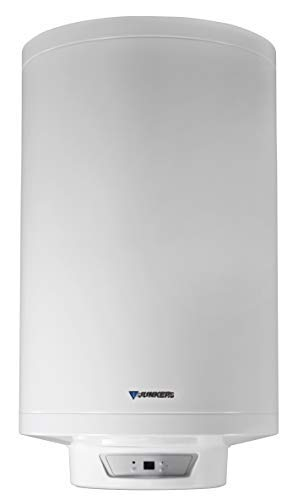 Junkers Grupo Bosch Termo Electrico 75 litros Elacell Excellence | Calentador de Agua Vertical y Horizontal, Resistencia Ceramica, 2000w