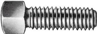 Steel 8.8 Steel Plain Finish Tensile 120,000 psi Metric DIN 479 M8X16 Square Head Set Screw 25pcs Grade 8.8 Black Ships Free in USA by Aspen Fasteners ASMM11623