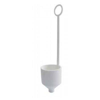 MP - Vaso medidor de viscosidad para pinturas y barnices (4 mm, conforme a la norma DIN)