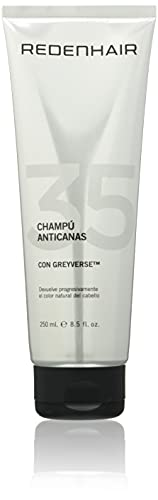 REDENHAIR | Champú Anticanas Profesional | Champú cabello Anticanas | Tratamiento Anticanas Cabello | Anticanas Cabello Mujer y Hombre | 250 ml.