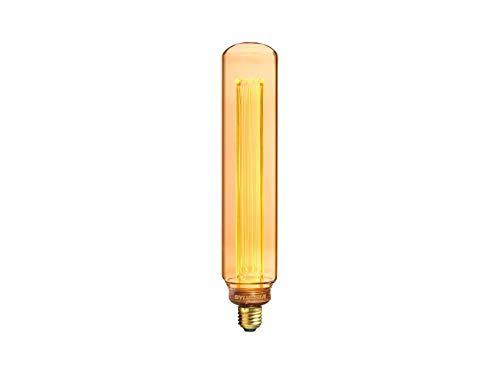 Sylvania Dekorative LED Lampe Mirage T60-Röhrenform 2000K 125lm 3,5W 230V E27 25.000h Lebensdauer