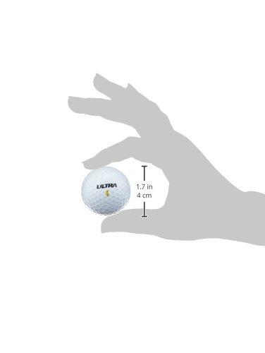 Wilson Golfbälle Ultra, weiß, 24er Pack - 2