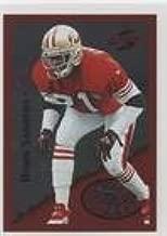 Deion Sanders (Football Card) 1995 Score - [Base] - Red Siege #9