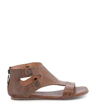 Bed Stu Women's Soto G Dress Sandal, Size 6, Tan Mason