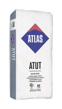 Atlas Atut universeller Fliesenkleber für Innenbereich Fliesen Kleber Fliesenkleber 25 kg