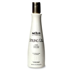 Nexxus Styling Gel Pure Control Styler 13.5 Ounces