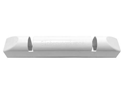 Winkhaus Scherenlagerkappe Sicherungskappe SPWS in Weiß