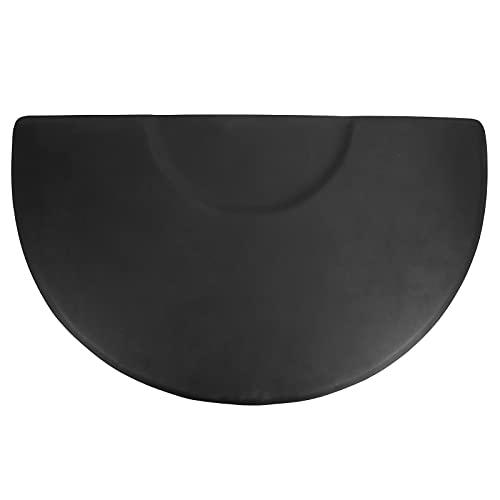 Alfombrilla, durabilidad Alfombrilla fácil de colocar para sillas de salón para sillas de peluquero