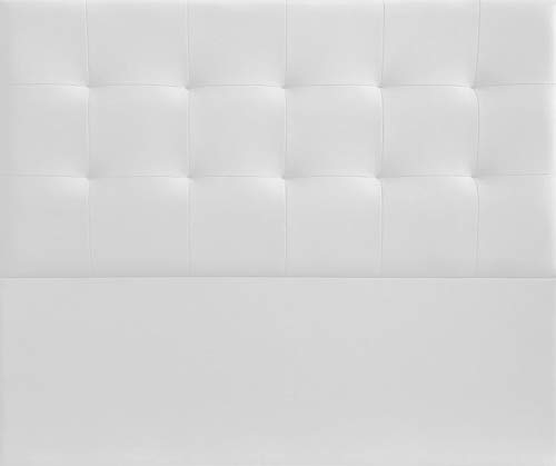 Cabecero de Cama tapizado en Polipiel. Pro Elite. (para Cama de 90 (100x120x8)...