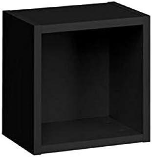 muebles bonitos Armario Colgante Modelo Martina C35x35 (35x35cm) en Negro