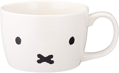 ディック ブルーナ 「 Miffy シンプル フェイス 」 ミッフィー スタンダード マグカップ 230ml 白 401101
