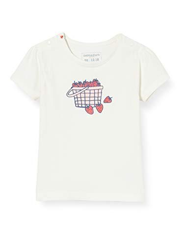 Imps & Elfs Baby-Mädchen G Slim ss Barkly West T-Shirt, Elfenbein (Marshmallow P157), (Herstellergröße: 80)