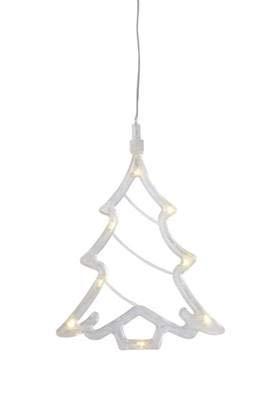 Sompex Colgador Árbol, LED Transparente, 72157