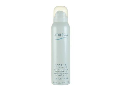 Biotherm Deo Pure Invisible 150 ml Antiperspirant Spray für Sie, 1er Pack (1 x 150 ml)