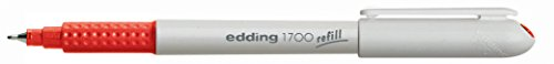edding Fineliner edding 1700, ca. 0,5 mm, rot