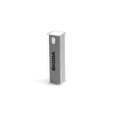 Skoda 000096311T Displayreiniger 2-in-1 Touchdisplay Reinigungsmittel Infotainmentbildschrim Mikrofaserhülle
