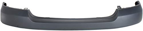 Evan-Fischer Front Bumper Cover Compatible with 2004-2006 Ford F-150 Upper Primed (05-06) All Cab Types To 8-8-05 - CAPA