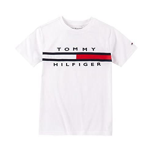 Tommy Hilfiger Boys Short Sleeve...