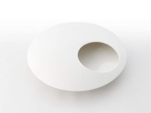 ceramic japan Ikebana-Vasen Mammals L, weiß