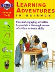 Kaplan Learning Adventures In Science Grades 1 2