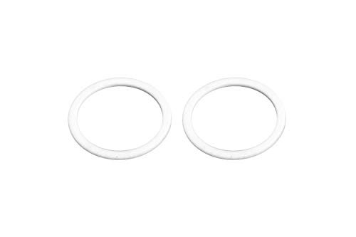 Aeromotive 15046 Replacement Nylon Washers for AN-10 Bulkhead Fitting, 2-pack