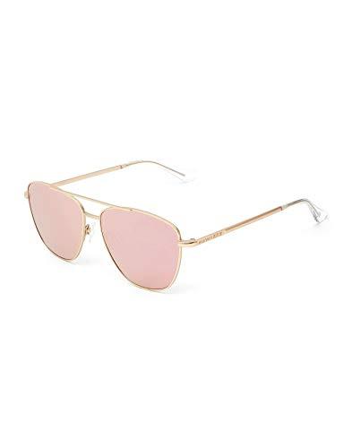 HAWKERS · Gafas de Sol Lax Rose Gold, para Hombre y Mujer,...