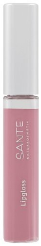 Sante Lip Gloss Nude Rose No. 01, 1.10 Ounce by Sante