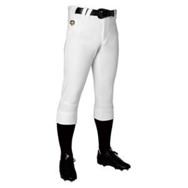 ラベピグマリオン打ち負かすデサント(DESCENTE) Sホワイト DB1019P (野球) レギュラーフィットパンツ ユニフィットパンツ