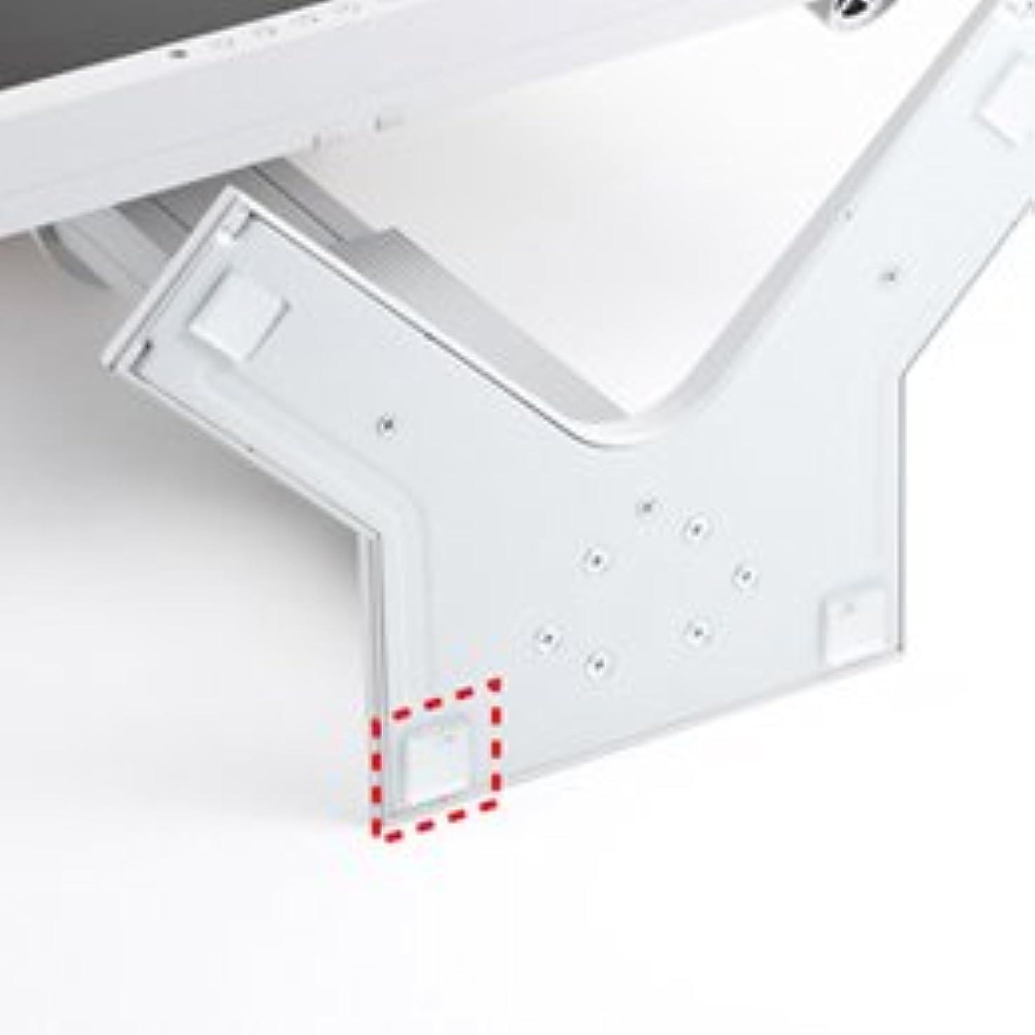 上に鑑定連隊(7個まとめ売り) サンワサプライ 透明耐震ゴムG-BLOXゲル(20mm角4枚入り) QL-E85