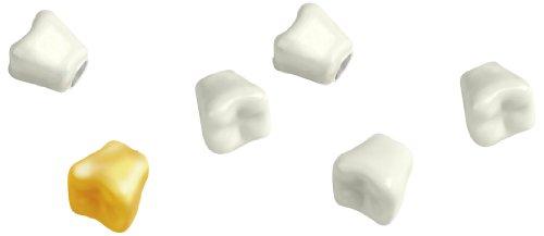 Kikkerland Teeth Magnets, Set of 6 (MG25)