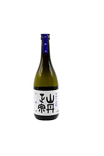 Yamatan Masamune Sake, Ginjo, japanischer Premium-Sake, original Reiswein aus Japan (1 x 0.72 l)
