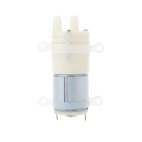 WNJ-TOOL, 1pc Priming Membran Mini-Pumpspray Motor 12V Micro Pumpen for die Wasserspender (Größe : 88.9x35mm)