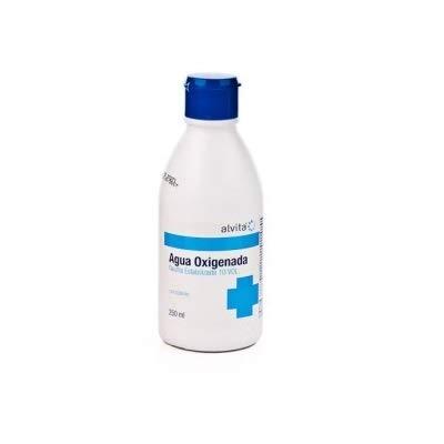 Alvita Agua Oxigenada Reforzada 250 ml