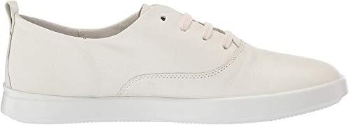 Ecco Damen LEISURE Sneaker, Weiß (Shadow White 1152), 42 EU