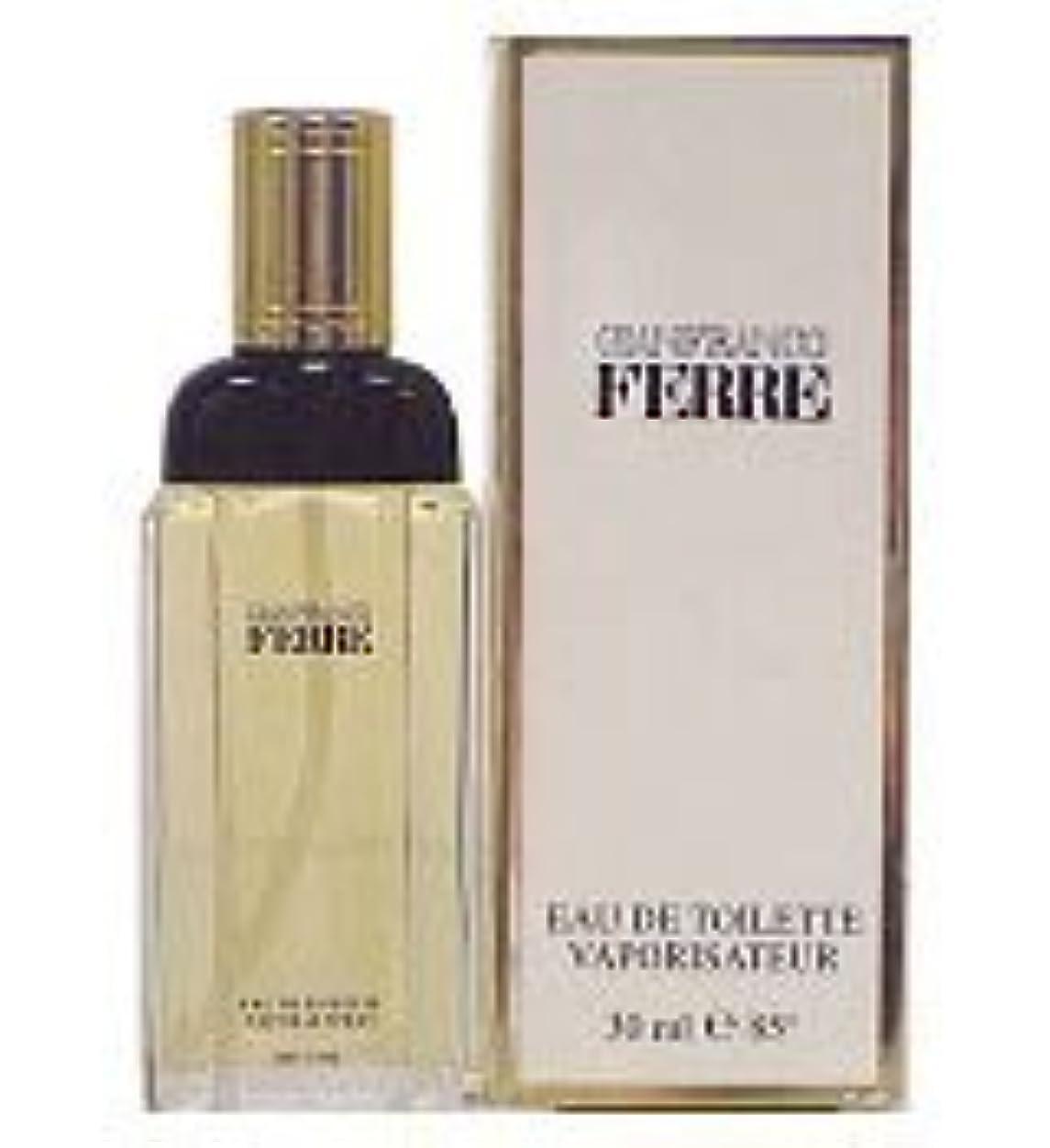 問題乱れウェーハGianfranco Ferre (ジャンフランコ フェレ) 1.7 oz EDT Spray (White Box) for Women